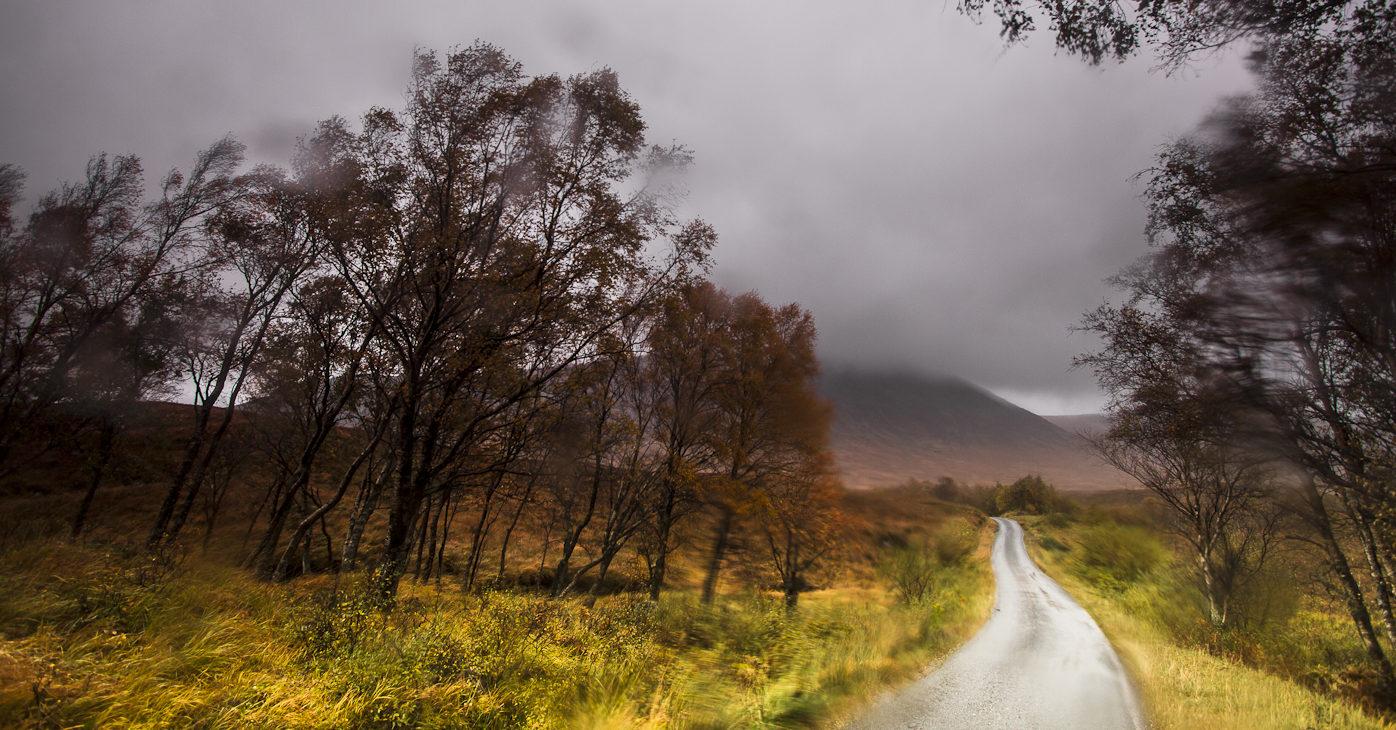 Les Highlands d'Ecosse