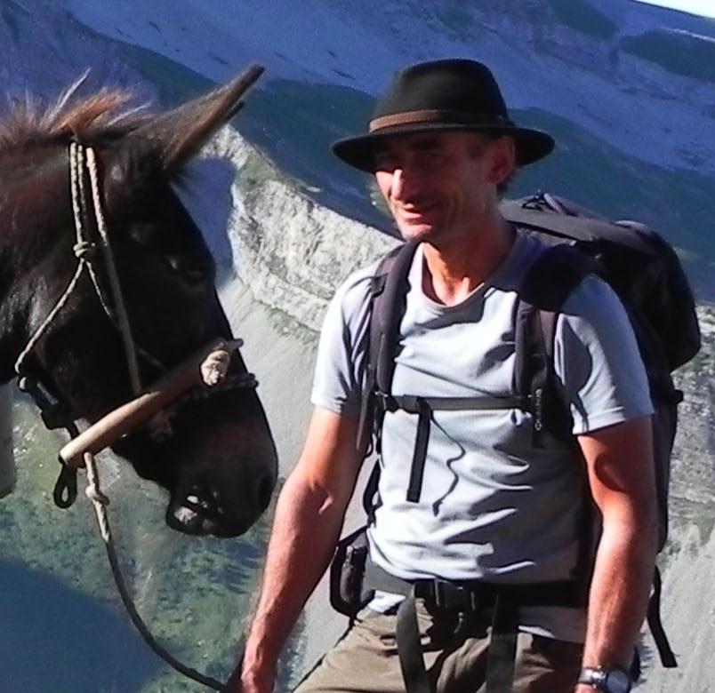 Philippe GUYOT Accompagnateur en Montagne