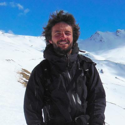 Thomas Baron Accompagnateur en Montagne