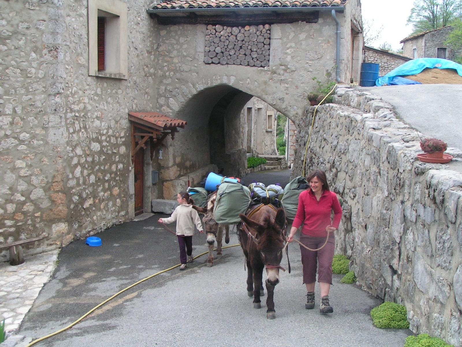 Hameau du Haut-Diois