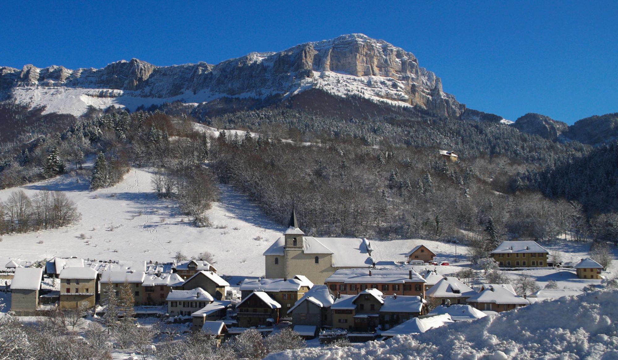 Vallée des entremonts - chartreuse
