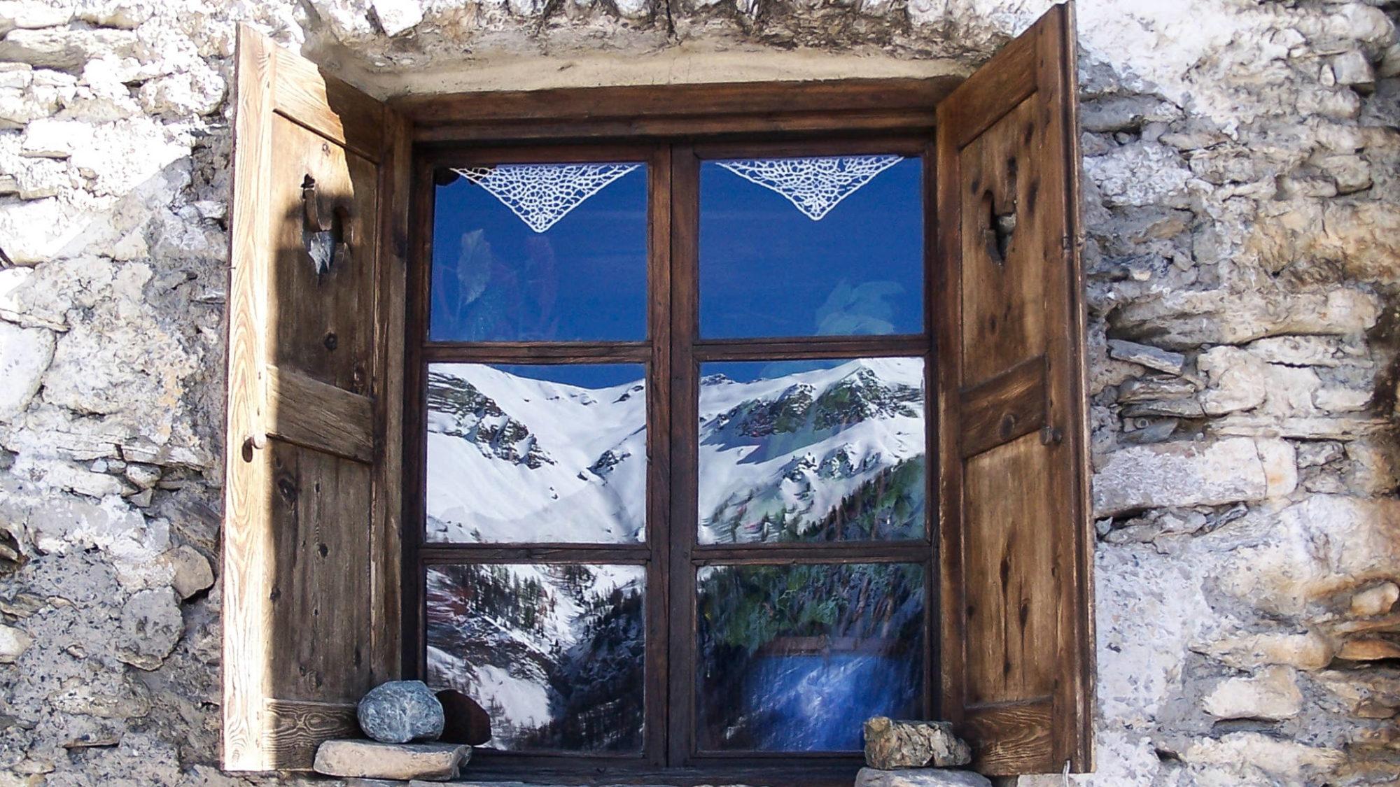 Maison traditionnelle du Queyras