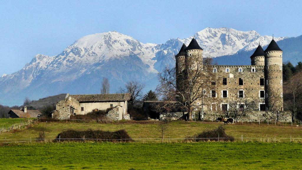 Le sentier des Huguenots entre le Trièves et Grenoble