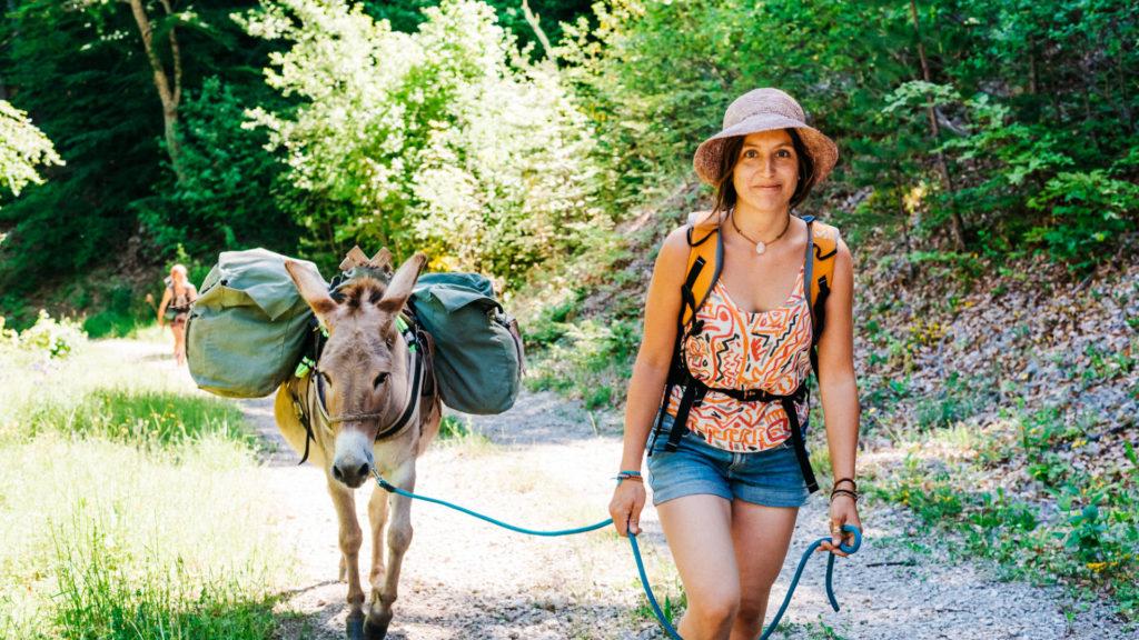randonnée en famille dans la Drôme : sur les chemins tranquilles du Diois